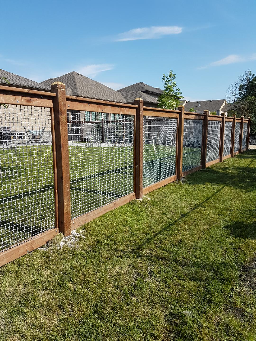 A Showcase of Our Fencing Styles – GLP Enterprises – Winnipegfences.com